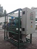 Холодильная станция на базе 4х. компрессоров Bitzer 4GE-30Y 1