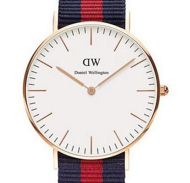 Кварцевые часы DW Oxford gold - гарантия 6 месяцев