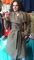 Женское пальто Жакет макси