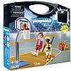 Конструктор Playmobil Возьми с собой: 5630 Баскетбол