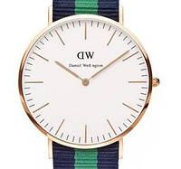 Кварцевые часы DW Warwick gold - гарантия 6 месяцев