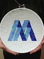 Лого на тарелке , фото 1