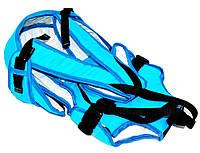Рюкзак кенгуру три положения Умка Blue Midnight