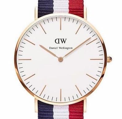 Кварцевые часы DW Сambridge gold - гарантия 6 месяцев