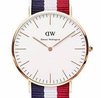 Кварцевые часы DW Сambridge gold