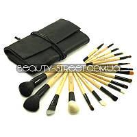 Набор кистей для макияжа Bobbi Brown 18 штук в чехле