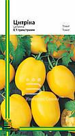 Семена томата Цитрина (любительская упаковка) 0,1гр. (~30 шт.)