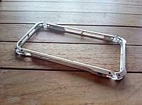Алюминиевый бампер ElementCase Sector FE для iPhone 6/6s gold+white