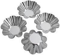 """Набор металлических форм для выпечки кексов """"Круг"""" ЕМ 8666 Empire"""