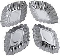 Набор металлических форм для выпечки кексов ЕМ 8669 Empire