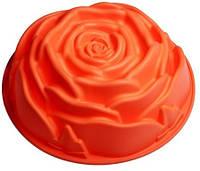 Набор силиконовых форм для выпечки кексов Розы Empire ЕМ 7191, 8 шт
