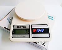 Весы кухонные SF-400 Витек 10КГ.
