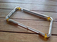 Алюминиевый бампер ElementCase Sector FE для iPhone 6/6s gold