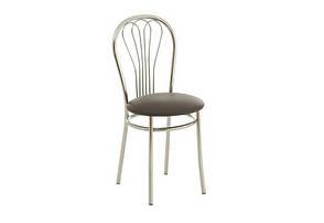 Стул Венус Хром с сиденьем Новый стиль, фото 3