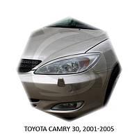 Реснички на фары Toyota CAMRY 30, 2001-2005 г.в. Тойота Камри