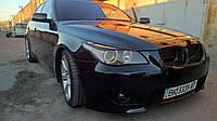 Реснички на фары BMW 5-серии E60, 2003-2010 г.в. Супер качество