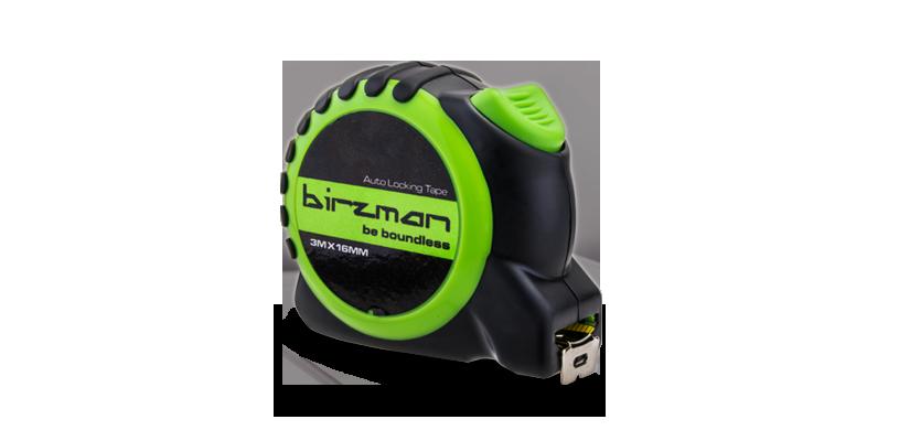 Рулетка BIRZMAN, 3м (ST)