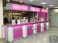 Нейл бар (маникюрная стойка) в торговый центр