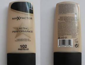 Тональный крем Max Factor Lasting Performance № 100,101,102,105,106,109 102