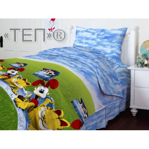 950 Гарфилд Подростковое постельное ТЕП