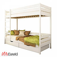 Кровать двухъярусная деревянная Дуэт Estella