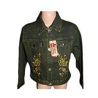 Курточка-жакет для девочки