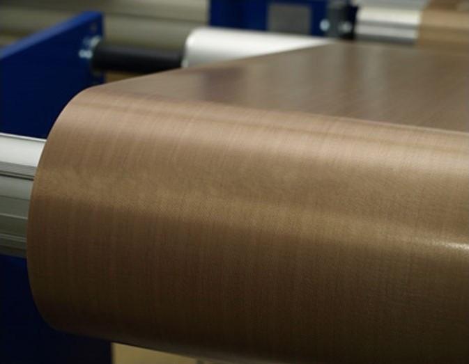 Стеклоткань с тефлоновым покрытием (тефлоновая лента) 0.15*1000 мм