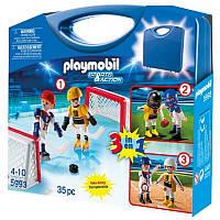 Конструктор Playmobil Возьми с собой: 5993 Хоккей, фото 1