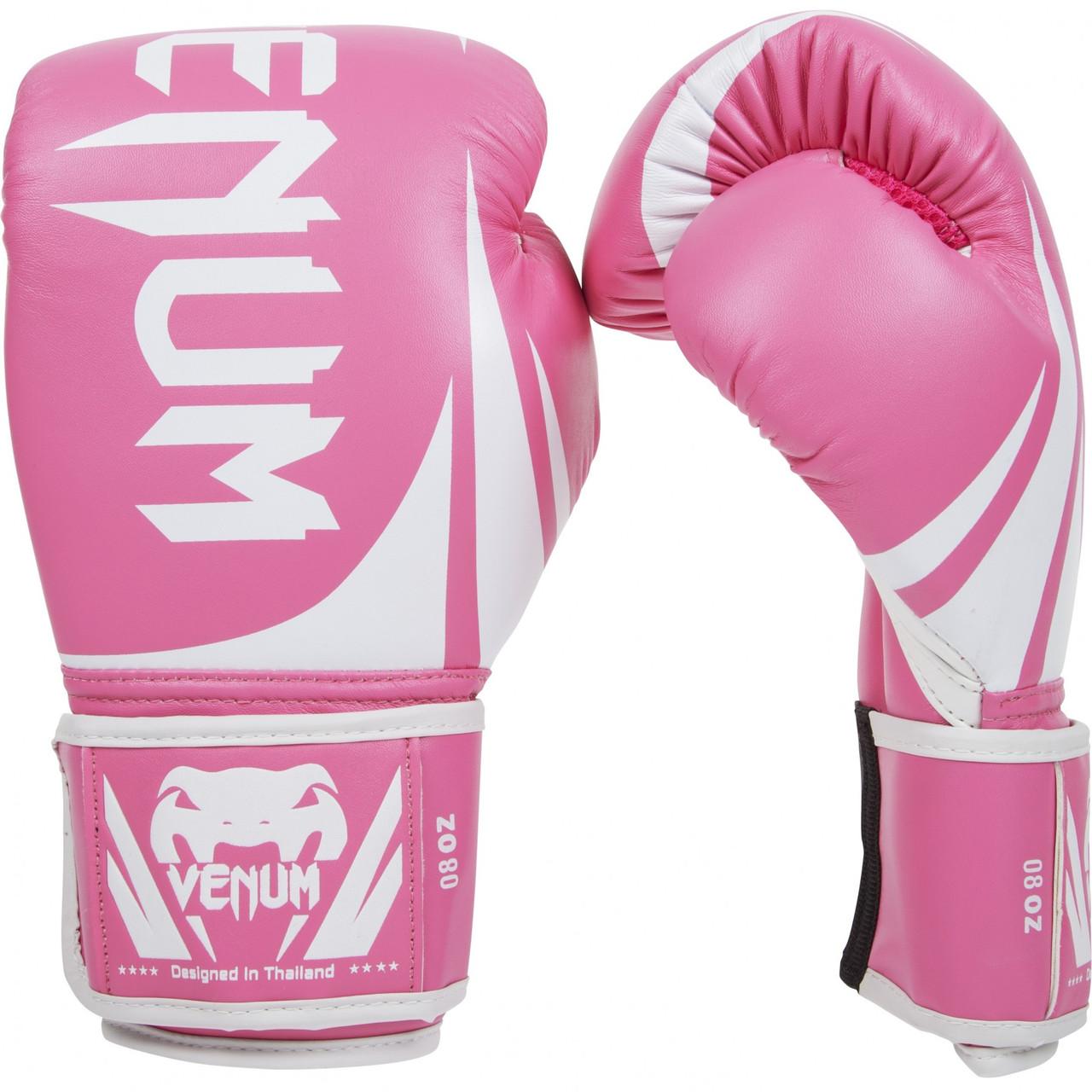 Боксерські рукавички Venum Challenger 2.0 Pink