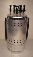 Электрошашлычница ЭШВ-1,25/220 Пикник рссийского производства на 6 шампуров, фото 1