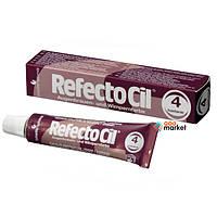 RefectoCil Краска для бровей и ресниц RefectoCil Каштановая 15 мл