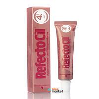 Краски для бровей и ресниц RefectoCil Краска для бровей и ресниц RefectoCil Красная 15 мл