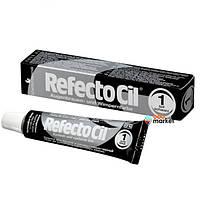 Краски для бровей и ресниц RefectoCil Краска для бровей и ресниц RefectoCil Черная 15 мл