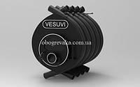 Печь на дровах «VESUVI» classic «О2» со стеклом