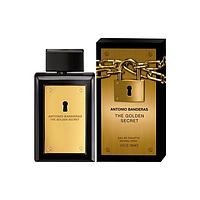 ANTONIO BANDERAS GOLDEN SECRET edt 100 ml spray M