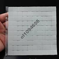Термопрокладка для чипов 10х10x2мм 10 штук термопрокладки