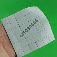 Термопрокладка для чипов 15х15х2мм 12штук 3.2w/mK термопрокладки