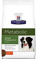 Лечебный корм для собак Hills Metabolic Prescription Diet Canine