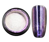 Зеркальная пудра CANNI М01 сиреневая