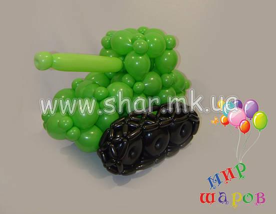 Танк з повітряних кульок, фото 2