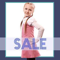 Низкие цены на детские платья!
