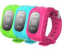 Умные детские часы-телефон (smart baby watch) Q50,оригинал, c GPS трекером