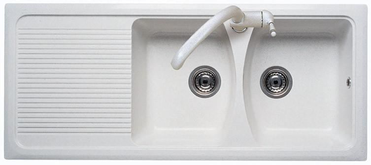 Мойка кухонная TELMA DOMINO DO11620 TG - Avena (29)