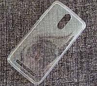 Чехол бампер силиконовый для  Doogee Homtom HT17 / HT17 Pro