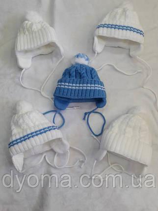 Детская шапка для мальчиков, фото 2