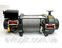 Лебедка DWT 18000 HD, TRUCK, 24v, 18000 lb, 8172кг, 28m