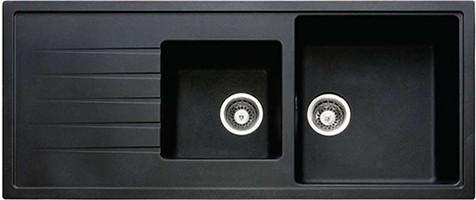 Мойка кухонная LONGRAN CLASSIC CLS 1160.500 20 - 40