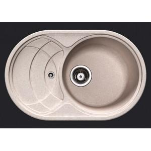 Мойка кухонная LONGRAN ECLIPSE ECG 780.500 - 38