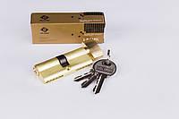 Сердцевина Фурор (баодели) XNТ 70мм 35*35 ключ/барашек, 3 ключа