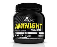 Аминокислоты Aminight mega tabs (300 tab) Olimp